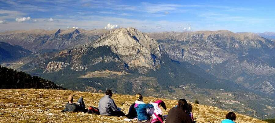 TrekPyrenees tours | Trekking in the Cadi Moixero Natural Park | Hiking in Catalonia