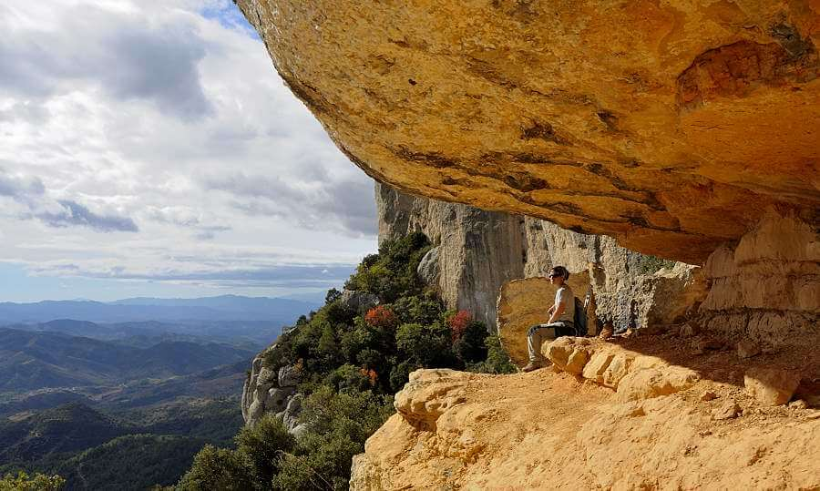hiking in priorat montsant | Walking holiday Spain