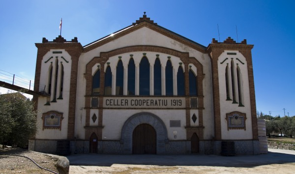 Falset Cooperative winery - Priorat