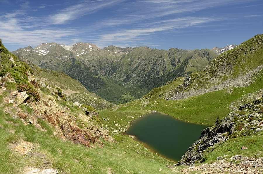 Réserver trekking ou randonnée Pyrénées catalanes