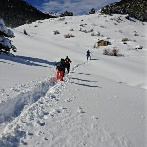 walking the Pyrenees