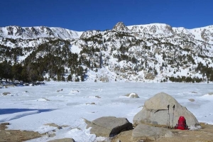 Malniu lake | Snowshoeing holidays