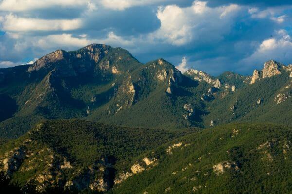 Near Cadi Spain   Bergueda