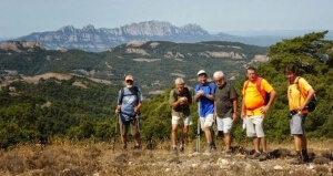 Guided Walking Treks for the Over 50s