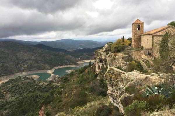 Siurana | hiking in priorat montsant