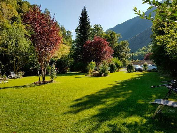 freedom trail pyrenees   Tavascan