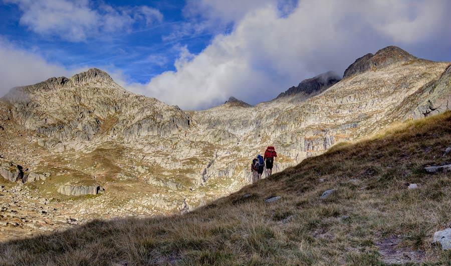 Walking in the Ariège