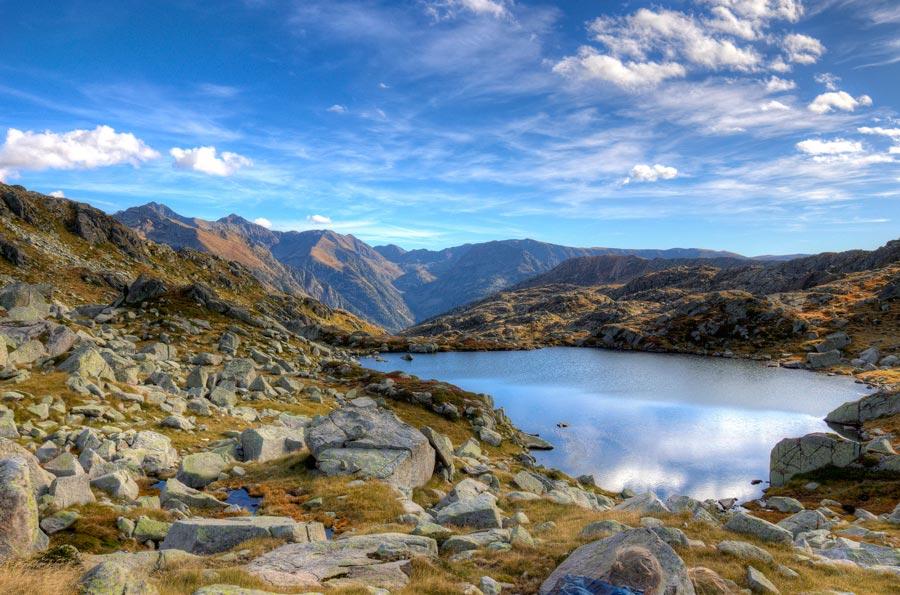 Romedo lakes   Catalan Pyrenees